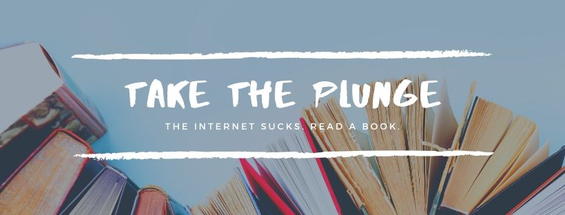 Internet Sucks Read a Book Header Image