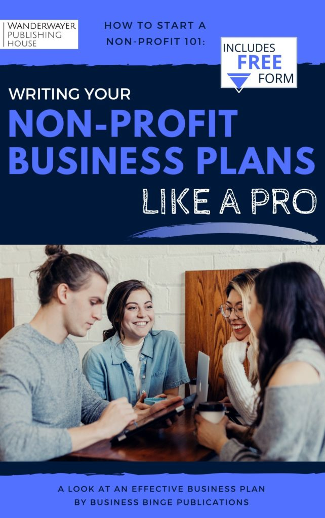 Non-Profit Business Plans